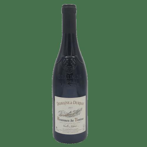 Vin rouge Beaumes de Venise Chateau Durban