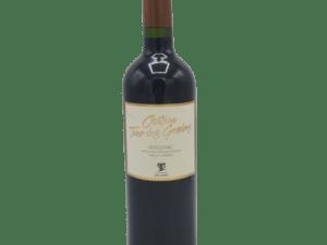 Vin rouge Bergerac Tour des Gendres