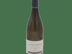 St Veran Domaine Jacques Saumaize Vin Blanc