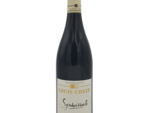 Vin rouge Côte du Rhône Louis Chèze Syrahvissante Syrah caviste Lille