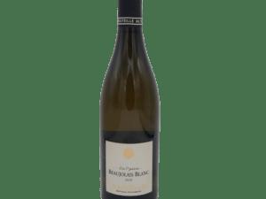 Beaujolais Blanc Berthier les 17 pièces