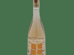 Vin Rosé Costières de Nîmes Chateau d'Or et de Gueules les Cimels Bio