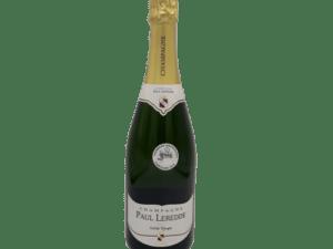 champagne Paul Leredde Carte rouge
