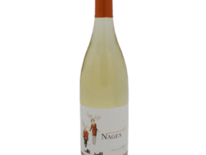 Gourmandi Nages Château de Nages Blanc Moelleux Vin de France Lille