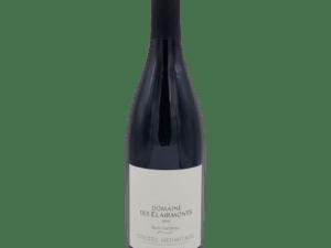 Crozes Hermitage Domaine des Clairmonts Bois Fardeau 2018