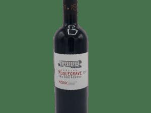 Médoc Cru Bourgeois Roquegrave 2017