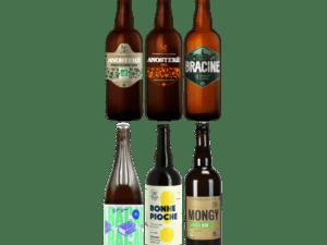 Bière Pack Printemps 2