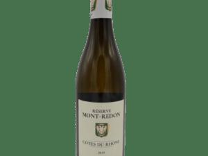 Côtes du Rhône Réserve Mont Redon Blanc 2019