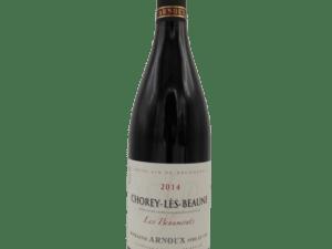 Chorey les Beaune Rouge Les Beaumont Domaine Arnoux