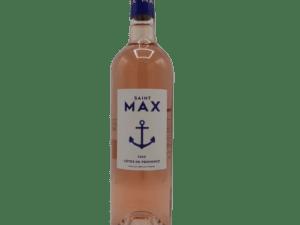 Côte de Provence Saint Max Rosé