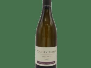 Pouilly Fuissé Nuance Domaine Saumaize