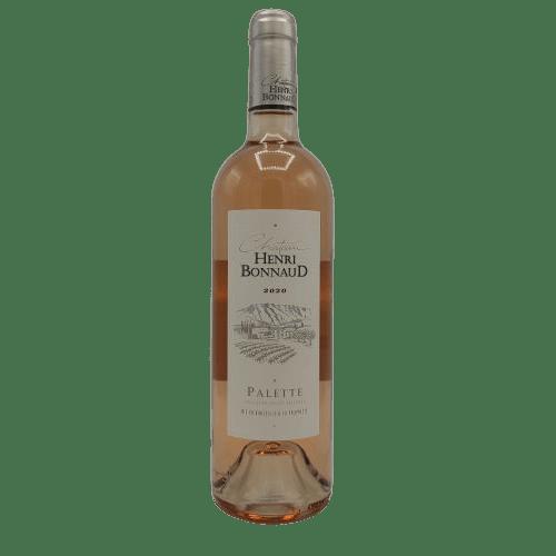 AOC Palette Rosé Henri Bonnaud