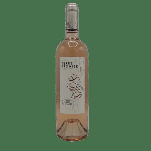 Terre Promise Côtes de Provence Henri Bonnaud