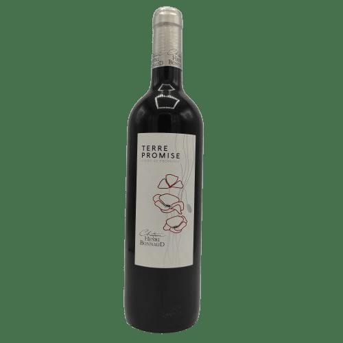 Terre Promise Côtes de Provence Rouge Henri Bonnaud