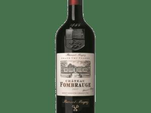 Saint Emilion Grand Cru Château Fombrauge 2017