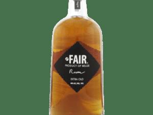 Rum Fair Belize Extra Old